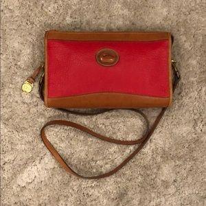 Vintage Dooney & Bourke All-Weather Leather Bag
